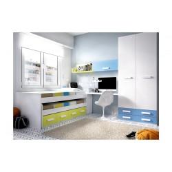 Dormitorio Juvenil H169