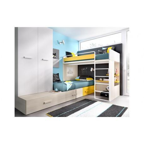 Dormitorio Juvenil H166