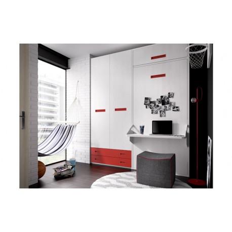 Dormitorio Juvenil H408